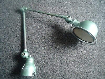 vintage jielde anglepoise french industrial light