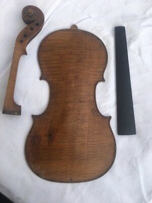 Violon Ancien Charotte Paris