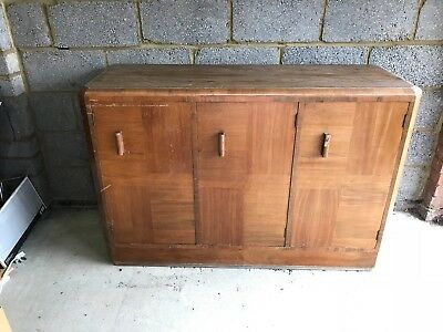 Art Deco Style Sideboard. Great for a Renovation Project