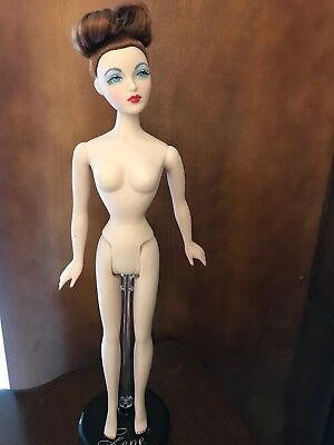 Gene Doll Nude Stand Not Included