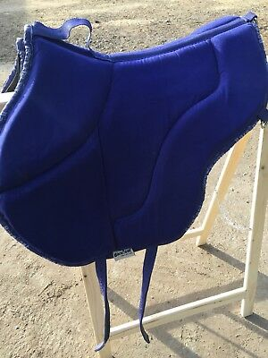 Barefoot Ride-On-Pad Physio In Blau Top Zustand