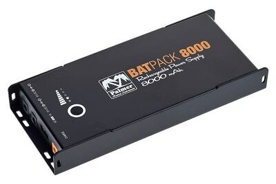 Palmer Batpack 8000 - Rechargeable Power Supply - in OVP!