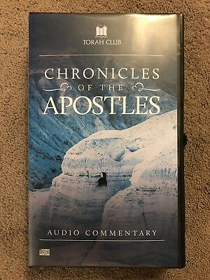 First Fruits of Zion Torah Club Vol 6 Chronicles of the Apostles 27 Audio CDs