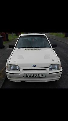 Ford escort RS Turbo Repleca