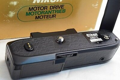 NIKON MOTOR DRIVE MODEL MD-E 35mm Film Winder