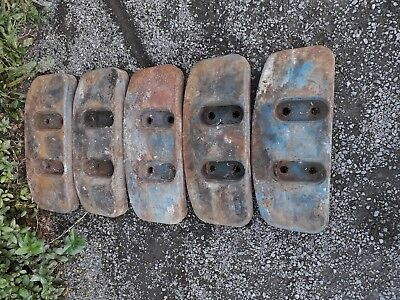 fomoco ford tractor weights fordson