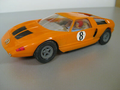 Carrera 132 Universal - schöner & alter Mercedes C111  - No. 40431