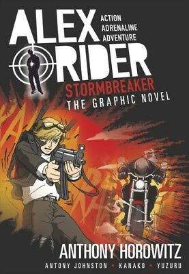 Anthony Horowitz, Antony Johnston - Stormbreaker Graphic Novel
