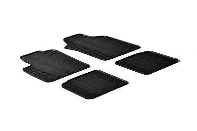 2008-2012 Land Rover LR2 All Weather Rubber Floor Mats Set of 4 Genuine New