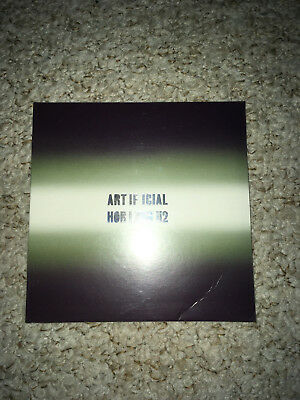 U2  Artificial Horizon 13 track fan club cd album - sealed