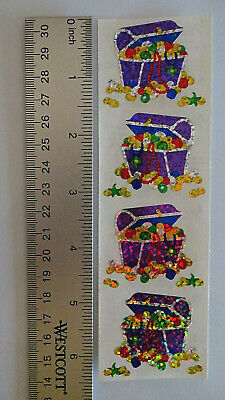 MRS GROSSMAN/'S TROUT FISH STICKERS 1995 RETIRED VINTAGE A2265