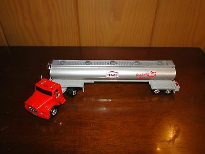 Texaco Toy Tanker Truck, 1975 Toy Tanker, 1995 Edition,