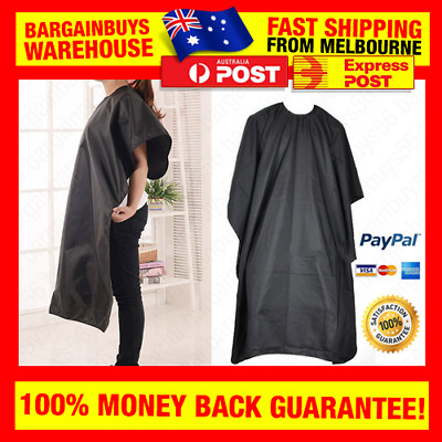 Professional Hairdressing Gown Hairdressers Cape For Salon or Home Hair Dressing