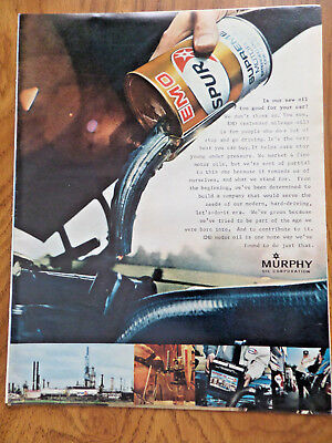 1969 Murphy Oil Gas Ad   Spur
