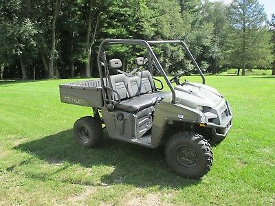 2013 Polaris Ranger XP 800 HD  full sized
