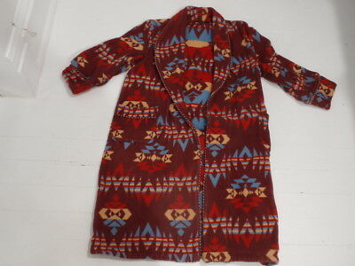 Vintage Indian Design Beacon Camp Blanket Child's Cotton Bathrobe