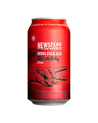 Newstead India Pale Ale Cans 375mL Beer case of 24