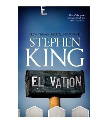 Stephen King Elevation Hardcover – PRE ORDER NOW