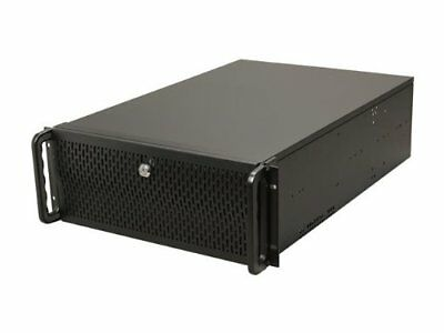 4U Server Chassis Rackmount Computer Case with 15 Bays 7 Fans Pre-Installed