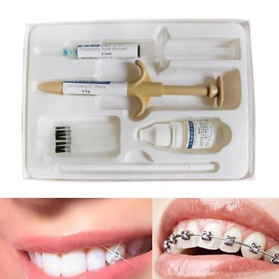 Adhesive Bonding Self Cure Composite Resin Kit A Dental Orthodontic Direct Paste