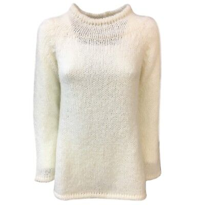 In Pull Mod Ha7006 Made Femme Laine 1949 Beige Melange Humility H2WD9IE