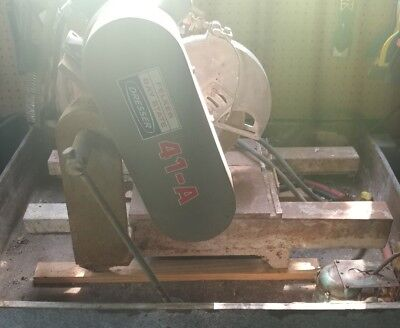 Felker 41-A Tile Saw Wet saw Pre-owned Bargain LOCAL PICK-UP