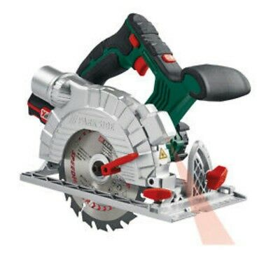 PARKSIDE CORDLESS CIRCULAR SAW PHKSA 20-Li  20V BATTERY AND CHARGER INCLUDED