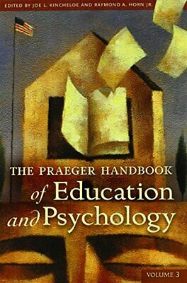 The Praeger Handbook of Education and Psychology: Volume 3 Book The Cheap Fast