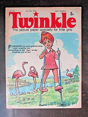 TWINKLE.  NO.382   MAY 17th,  1975.