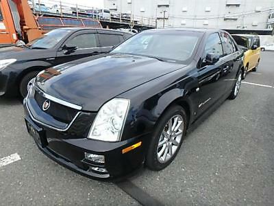 Cadillac STS-V Supercharged V8 469HP LHD left hand drive E55 M5 AMG eater 2006