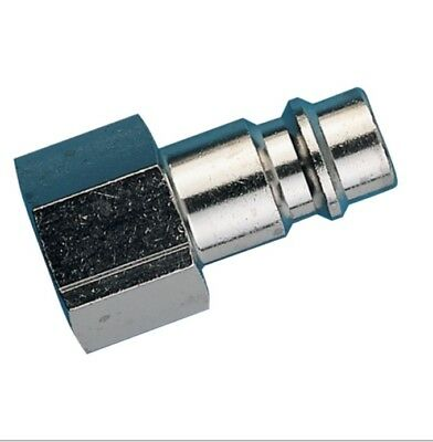 Series 25Ka Plug Bspp Female Pneumatic Quick Release Fittings