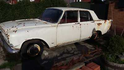 ford zephyr 4, 1600 1963-64 needing restoration