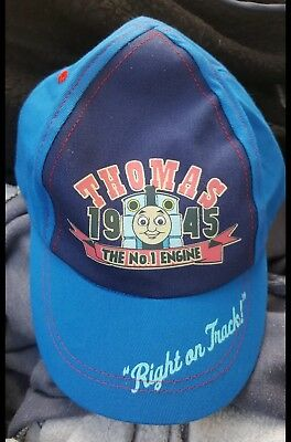 Wholesale Job Lot 20 Thomas Tank Adjustable Baseball Cap- Kids -