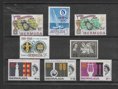Bermuda  Sets  Unmounted Mint In Very Good Condition # 15