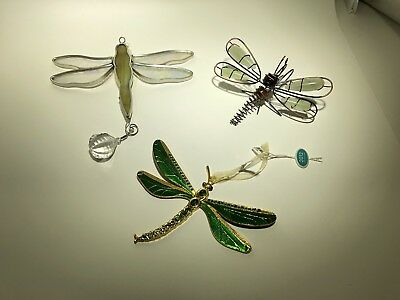 Dragonfly Ornaments (lot)