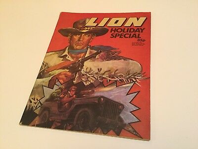 Lion Comic Holiday Special