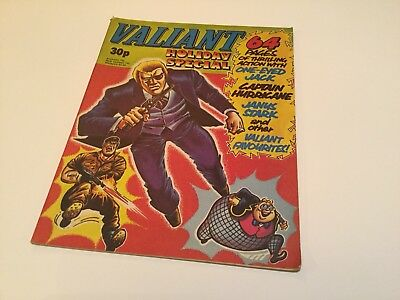 Valiant Comic 1978 Holiday Special