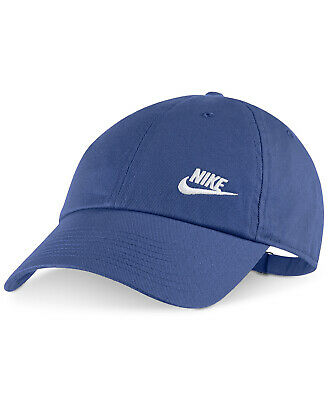 1b646630 Nike Baseball Cap Womens Heritage 86 One Size Adjustable Fit H86  Lightweight Hat
