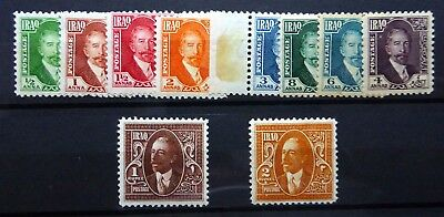 IRAQ 1931 Values to 2d Mixed Unmounted Mint & Mounted Mint BF645