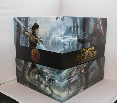 Star Wars: The Old Republic -- Collector's Edition (PC, 2011, DVD-Box)