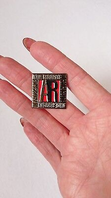 AR Vivienne Westwood Worlds End  Pin Brooch