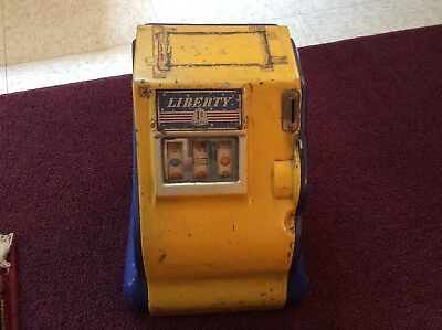Original Vintage 1 Cent Liberty Trade Stimulator