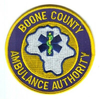 Boone County Ambulance Authority EMS Patch West Virginia WV