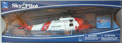 NewRay Sikorsky HH-60J Jayhawk US Coast Guard Hubschrauber Helicopter 1:60 OVP