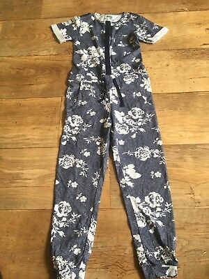 Girls Little Asos Playsuit Jumpsuit 4-5 Years