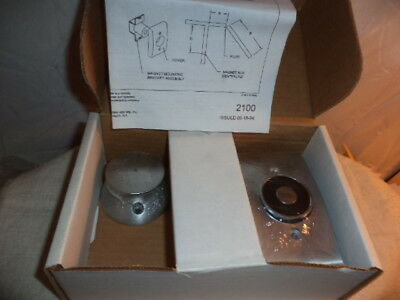 New In Box, ABH Architectural Builders Hardware Electromagnetic Door Holder 2100