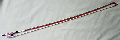 Very nice quality Violin Bow, unmarked but very well made