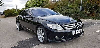 Mercedes CL 500 5.5 AMG Auto Coupe  FSH