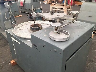 Strasbaugh 6E Polisher Laping lapping robot arm - without table