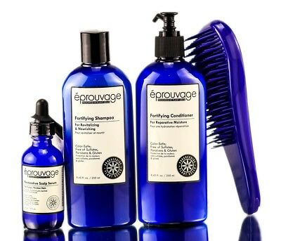 Eprouvage Progressive Plant Cells Fortifying At Home System Kit Damaged Hair